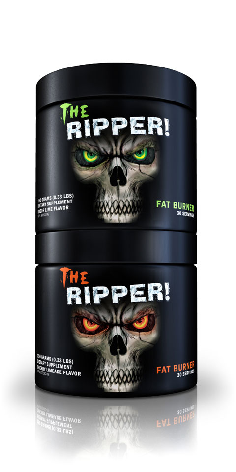Cobra Labs Supplements The Curse The Ripper Shadow