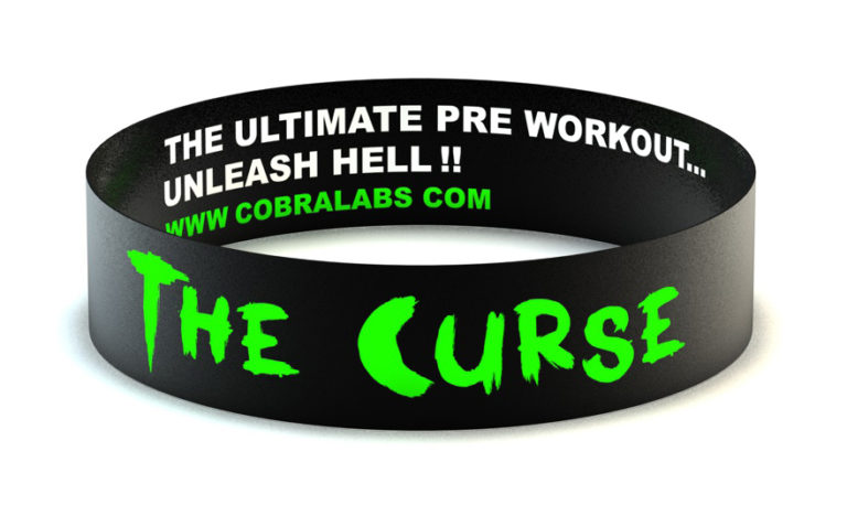 Cobra-labs-the-curse-green-wristband