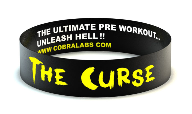 Cobra-labs-the-curse-yellow-wristband