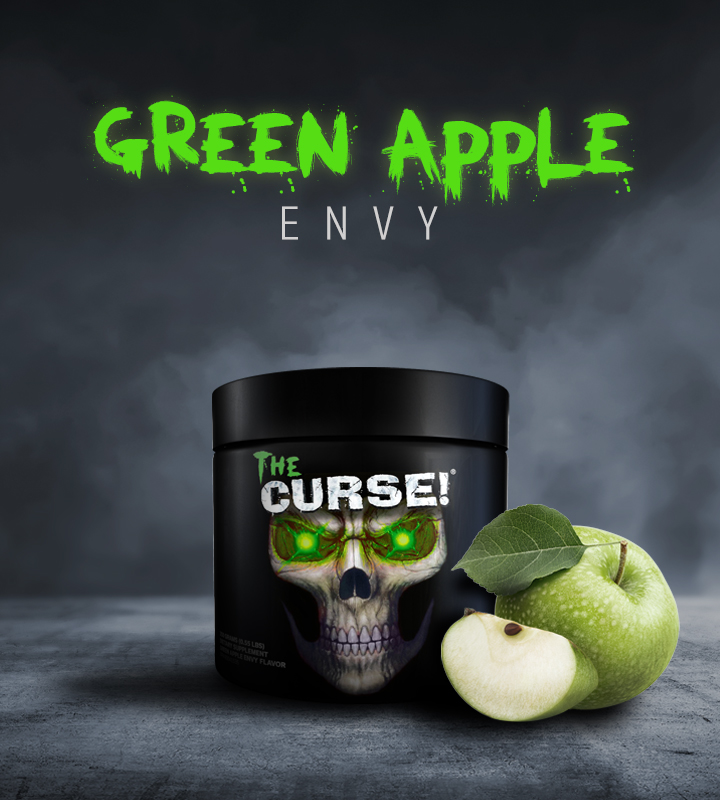 TheCurse_GreenAppleEnvy_Promo